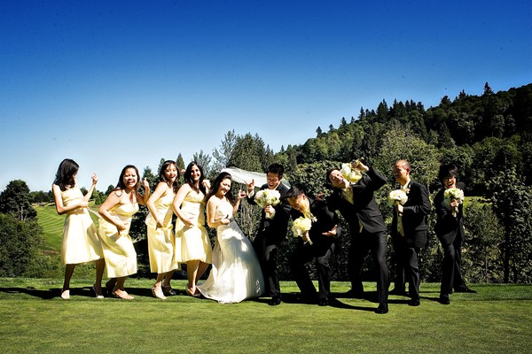 portland oregon asian wedding